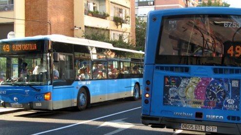 Transporte Público en Madrid