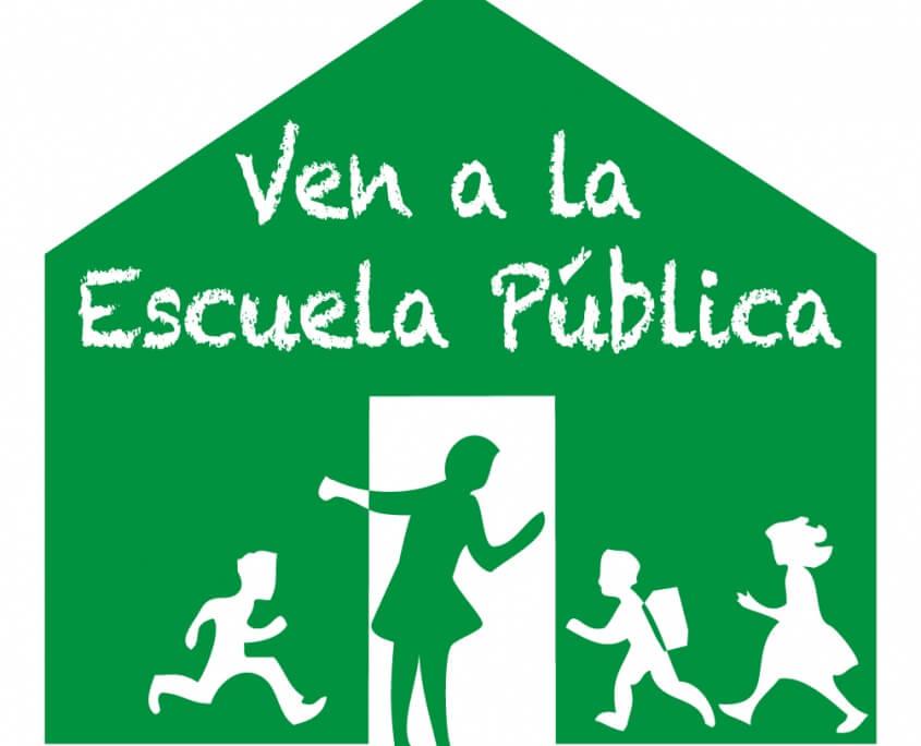 Matriculación en la escuela pública